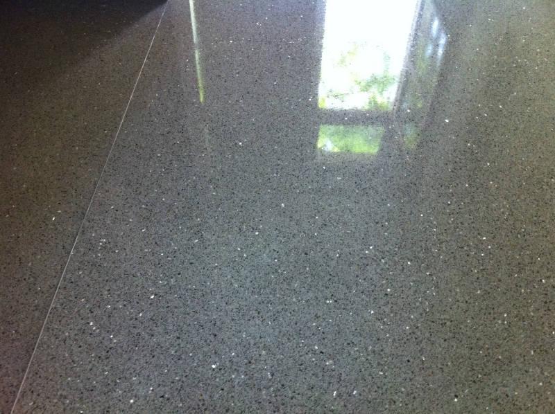 Fußboden Hochglanz