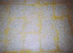 Hier wurden Beschichtungsreiniger, Graffitiereiniger, Porenfüller und besondere Imprägnierungsmethoden verwendet.