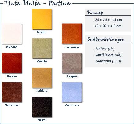 Muster Terrazzo Unita Pastina