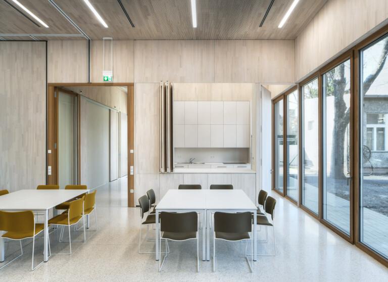 Bauvorhaben Terrazzo in Berlin-Rudow Auftraggeber Bezirk
