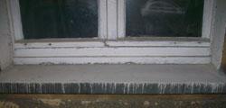 Terrazzo Fensterbrett