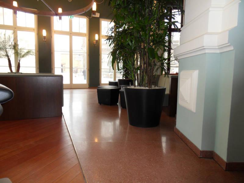 Terrazzo neu Restaurant in Berlin